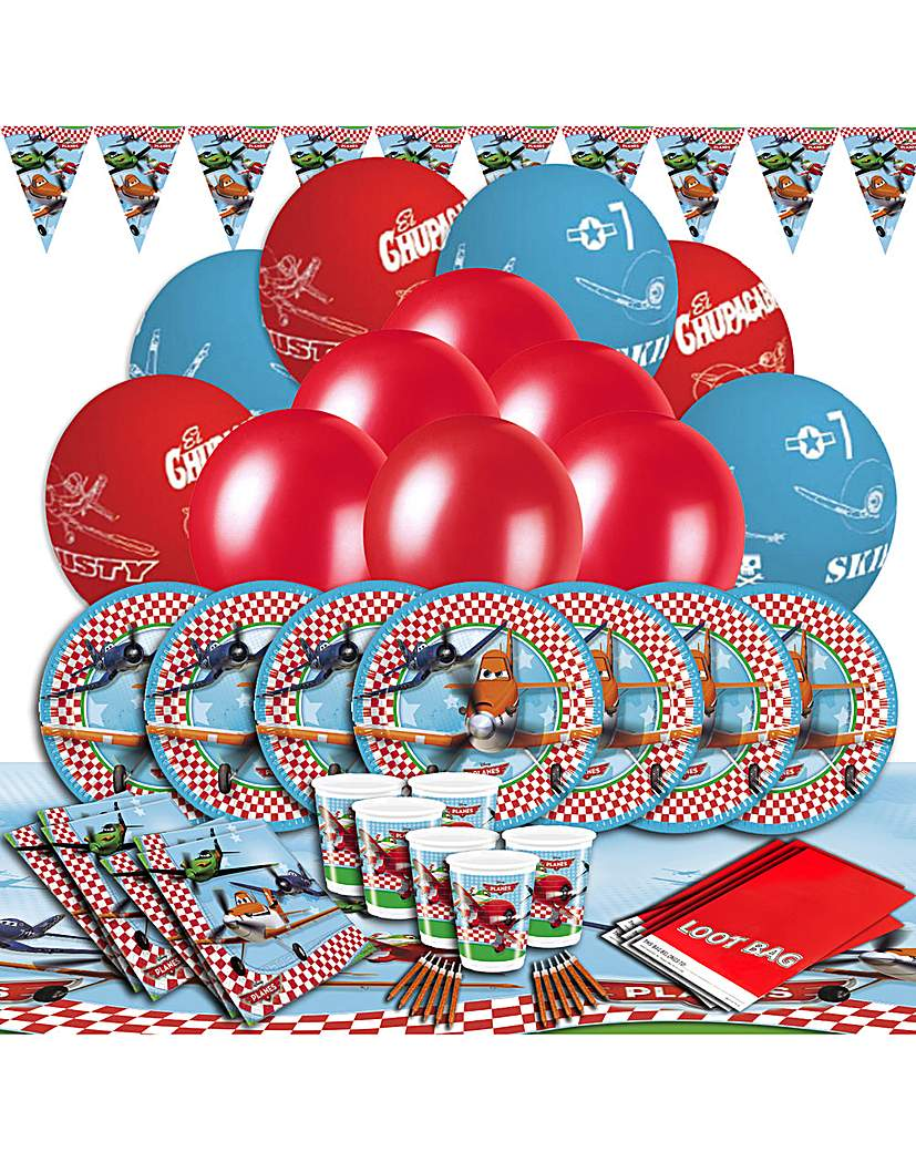 Image of Disney Planes Ultimate Party Kit for 16