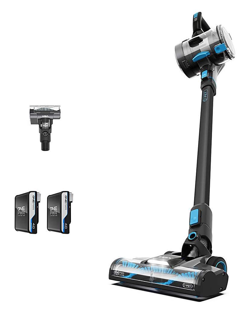 Vax ONEPWR Blade 4 Pet Dual Vacuum