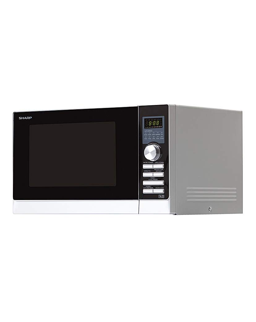 Sharp R843SLM 25L Combination Microwave