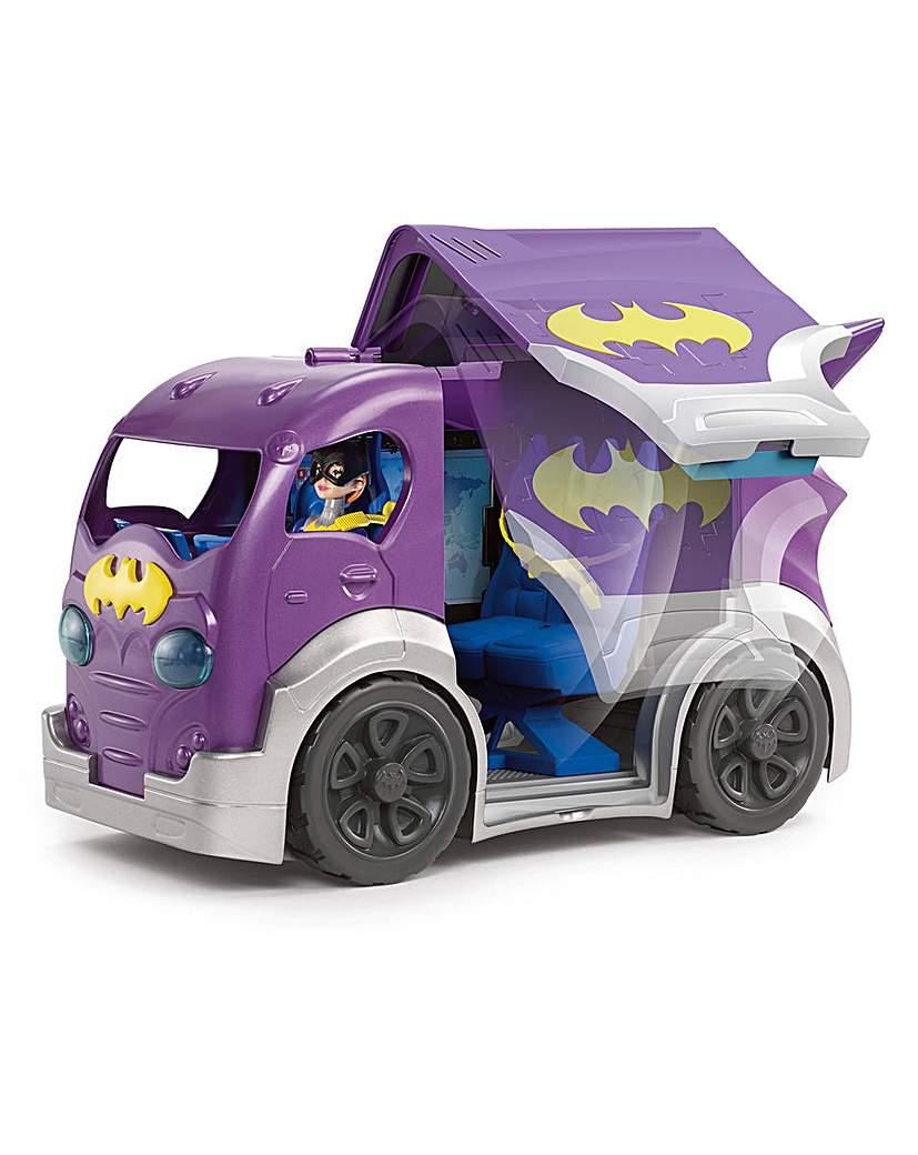 Image of DC Super Hero Girls Batgirl Headquarters