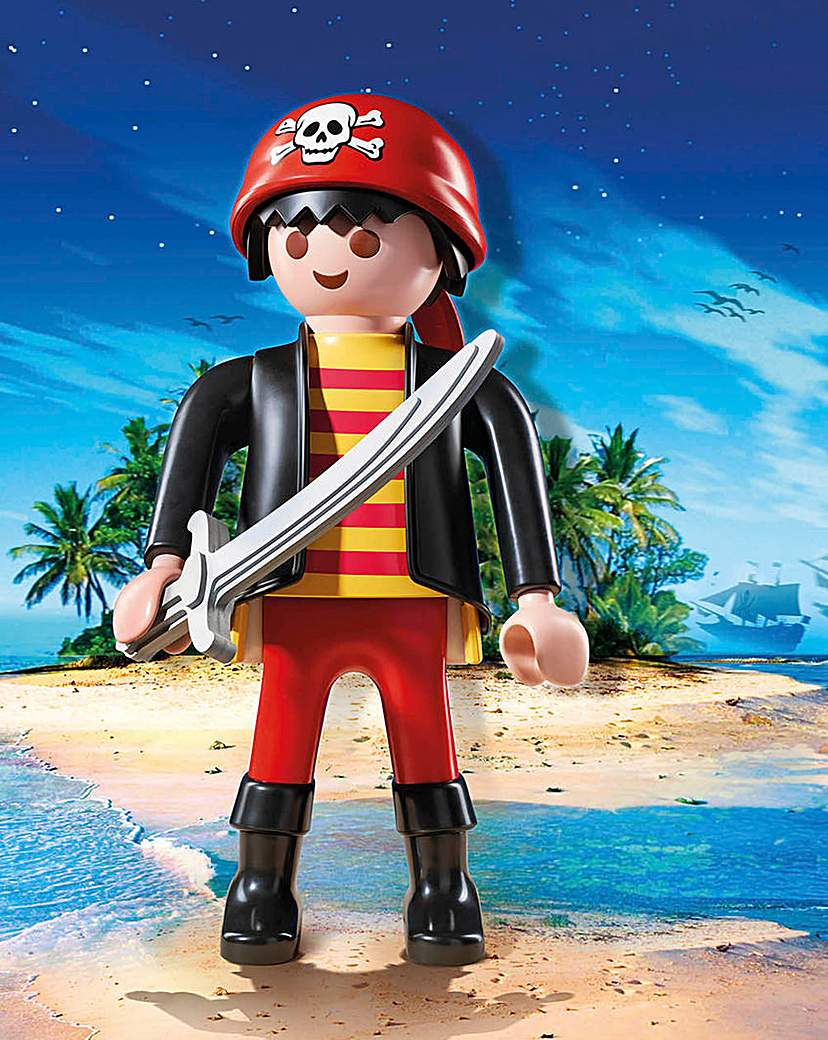 Playmobil XXL Figure - Pirate