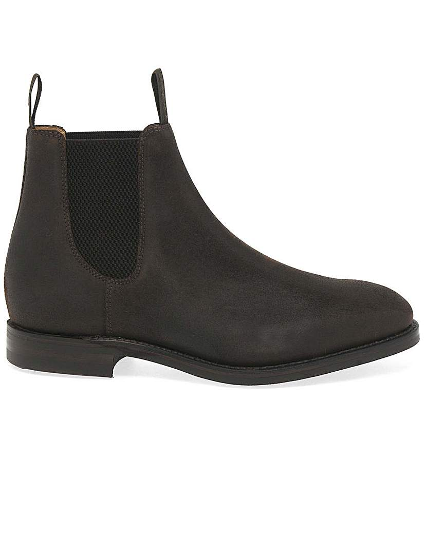 1960s -1970s Men's Clothing Loake Chatsworth Mens Leather Boots £225.00 AT vintagedancer.com