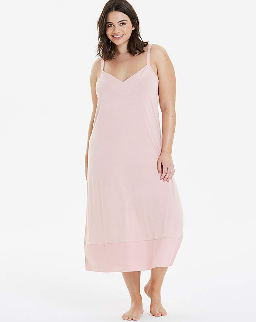 Georgette Trim Nightdress