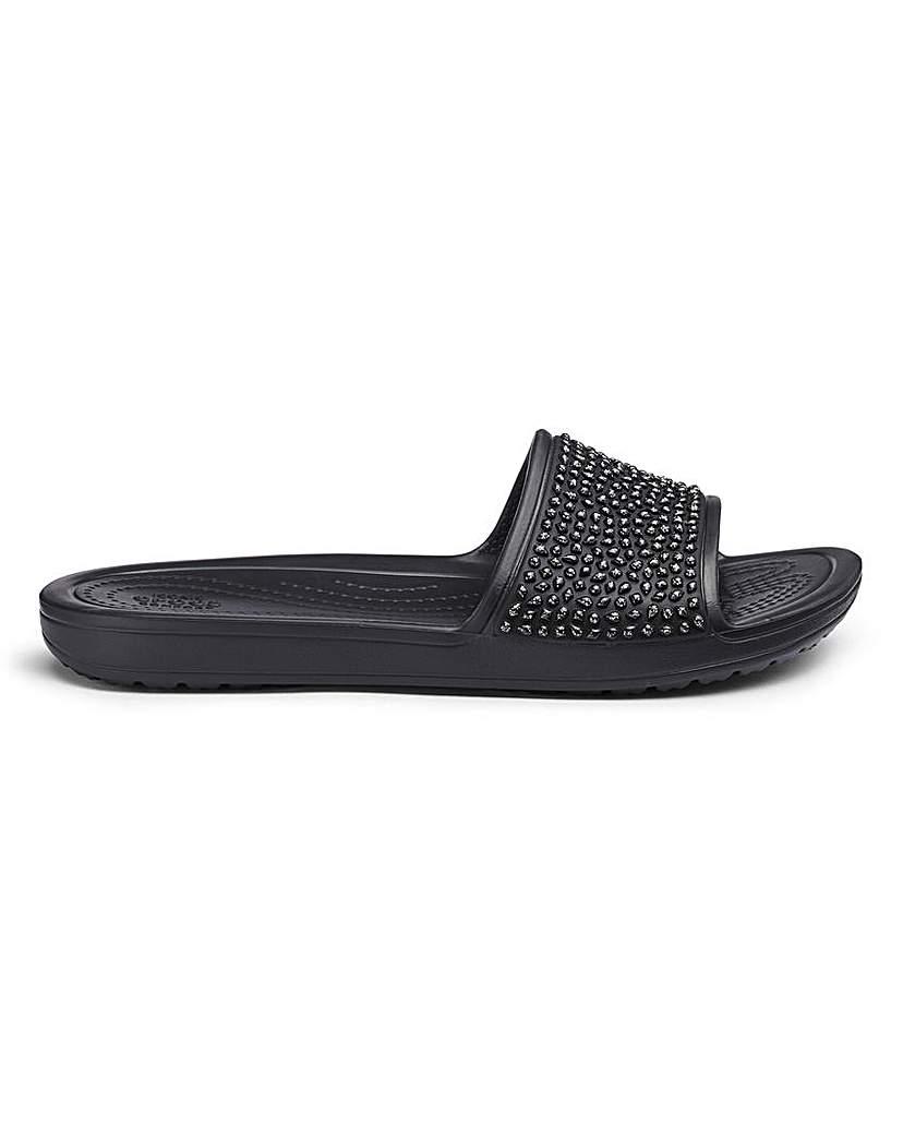 Crocs Crocs Slide Mule Sandals