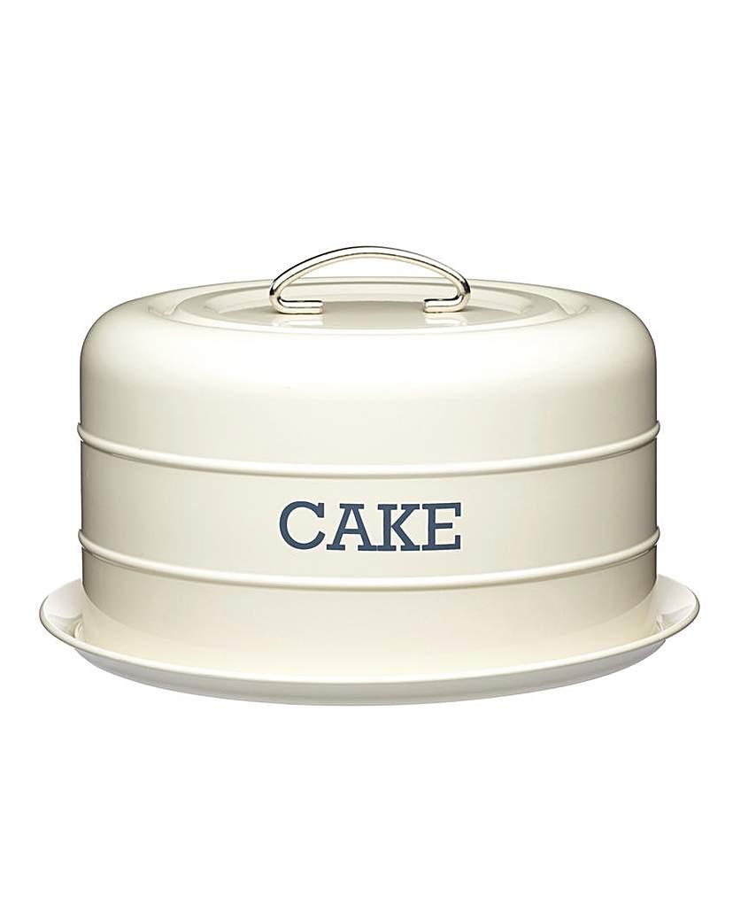 Living Nostalgia Cake Tin