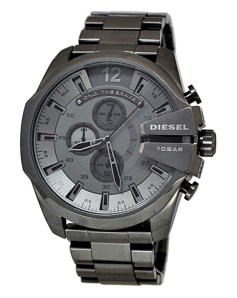 Diesel Gents Mega Chief Bracelet Watch