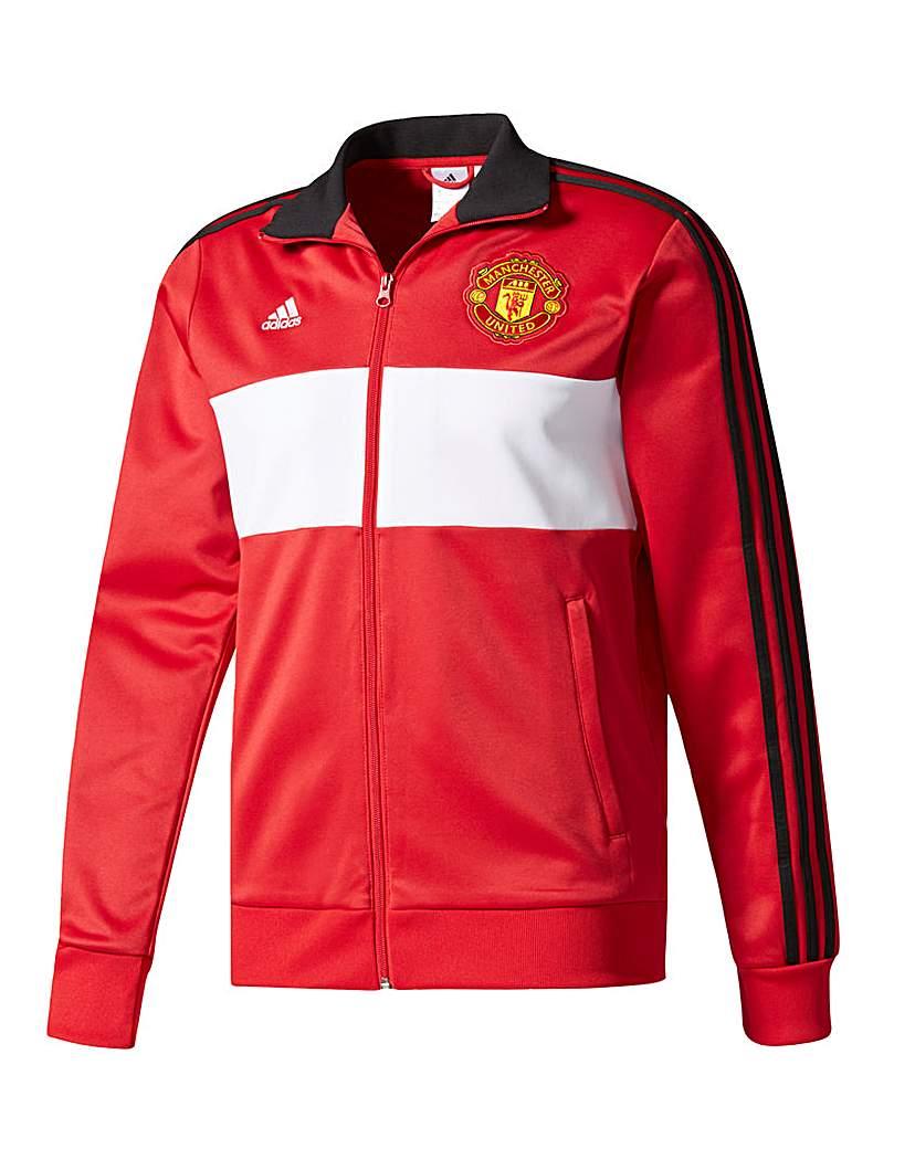 Manchester United 3 Stripe Tracktop