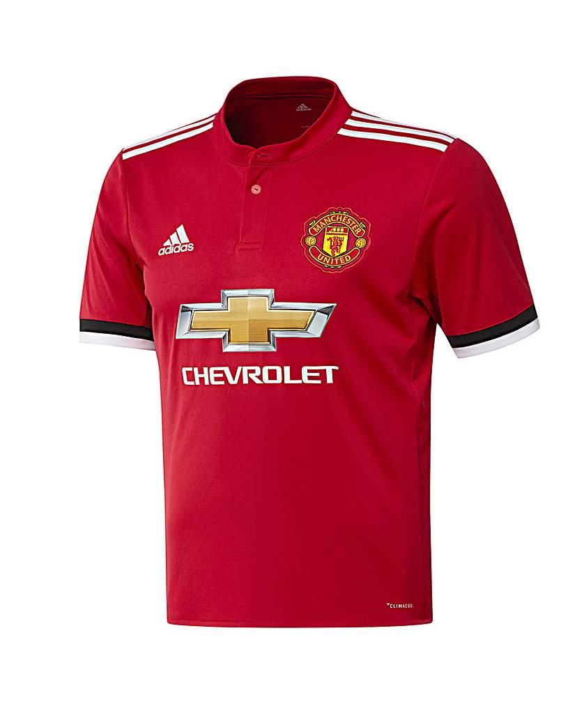 Manchester United Replica Home Jersey
