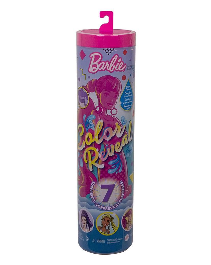 Barbie Colour Reveal Wave 6 Monochrome