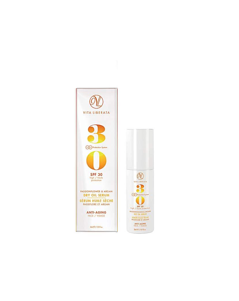 Vita Liberata Argan Dry Oil for Face