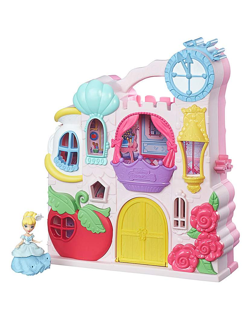 Image of Disney Princess Play n Carry Castle