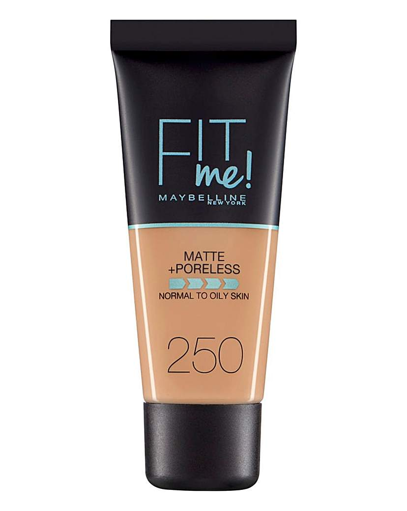 Maybelline Fit Me Foundation 250