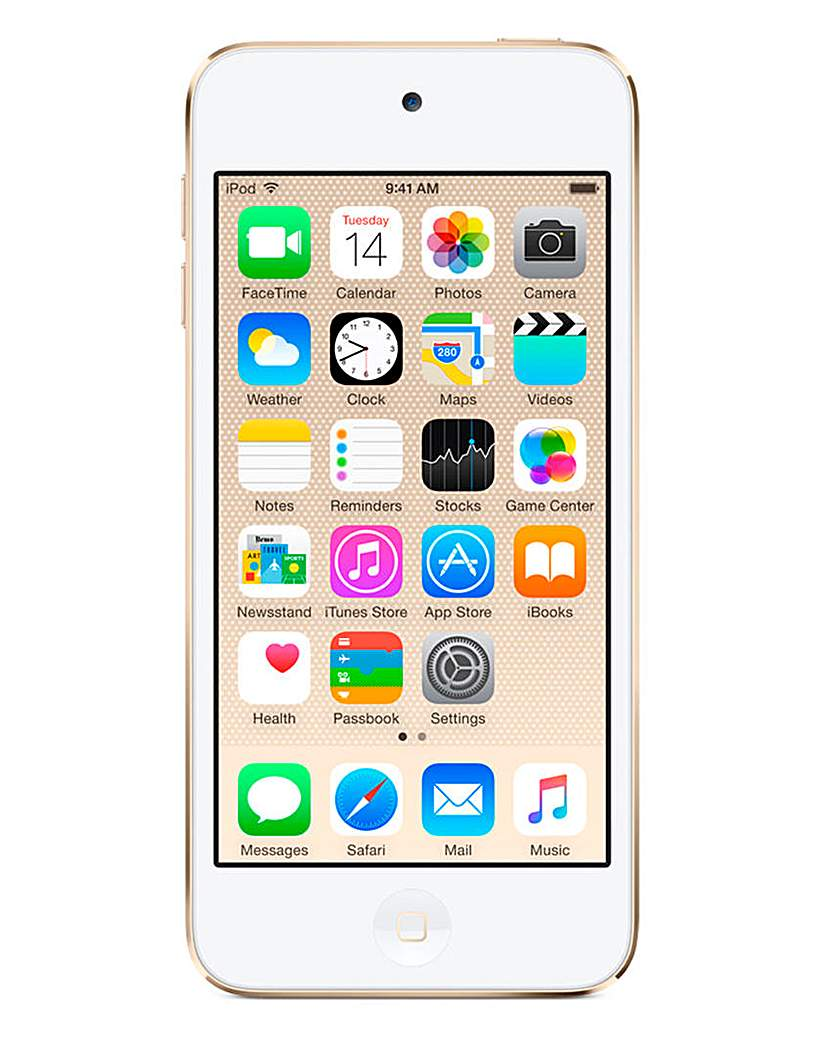 Image of Apple iPod Touch 64GB Gold -6th Gen July