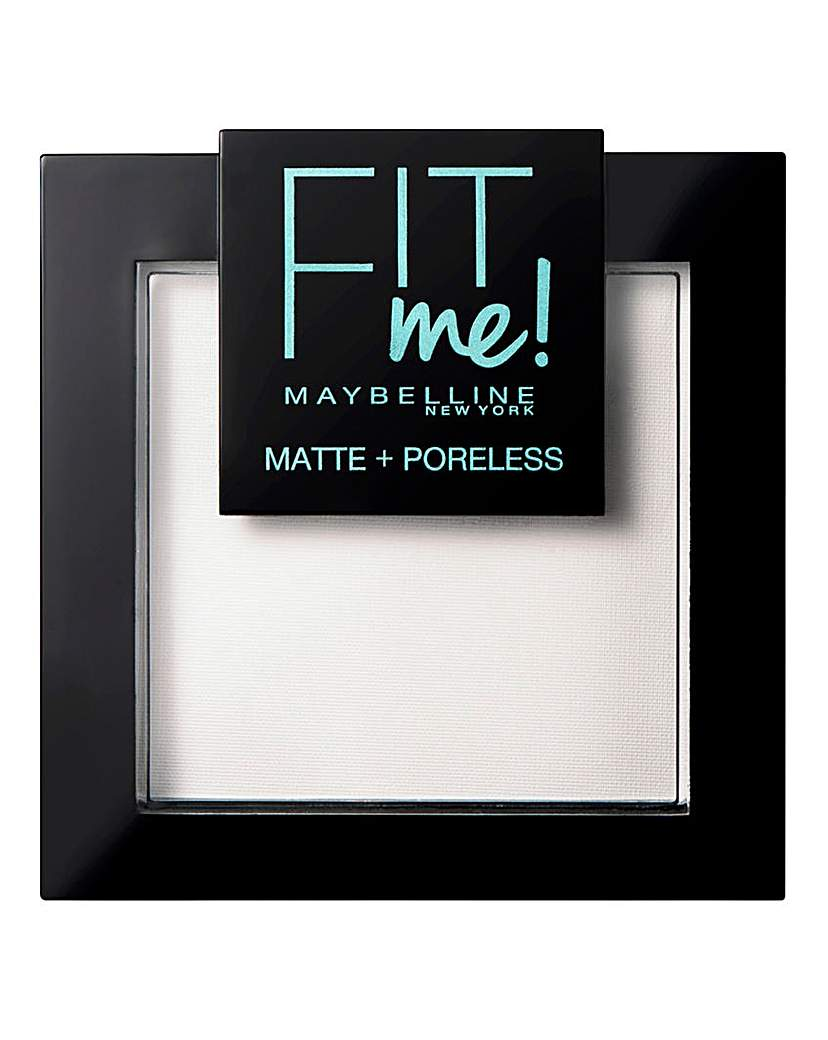 Maybelline Fit Me Pressed Powder 090
