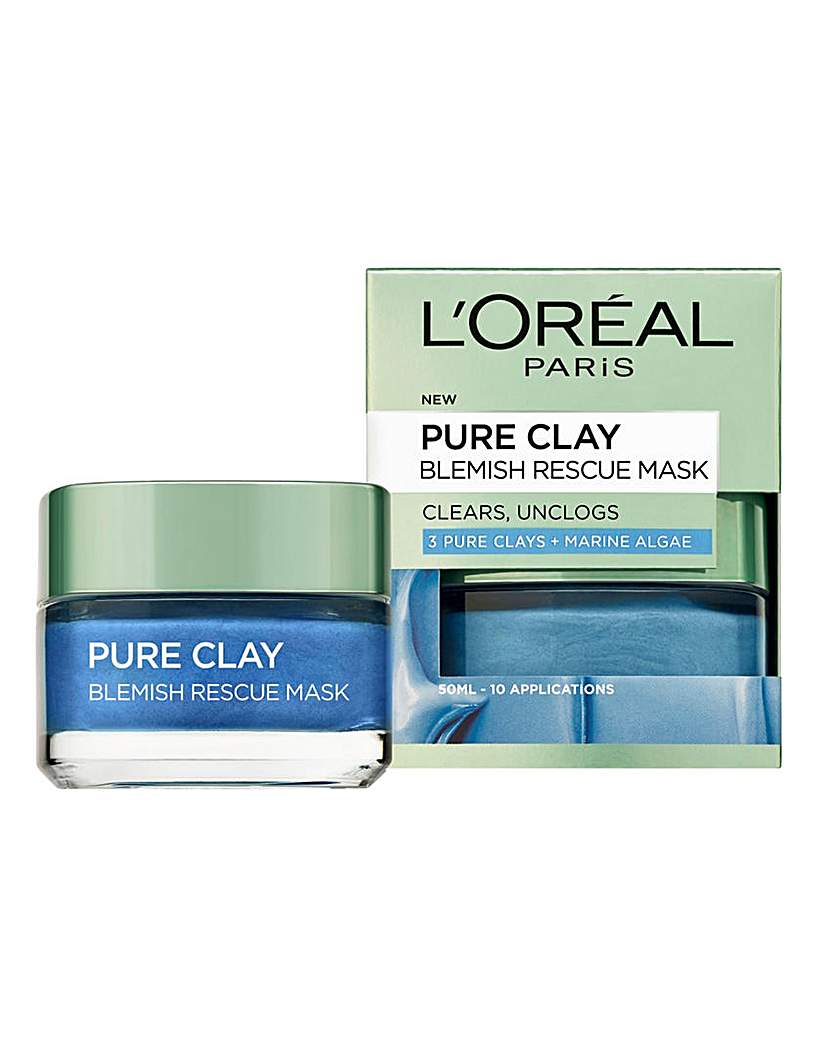 L'Oreal Pure Clay Blemish Mask