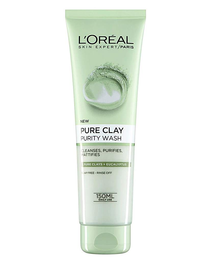 L'Oreal L'Oreal Pure Clay Purity Wash