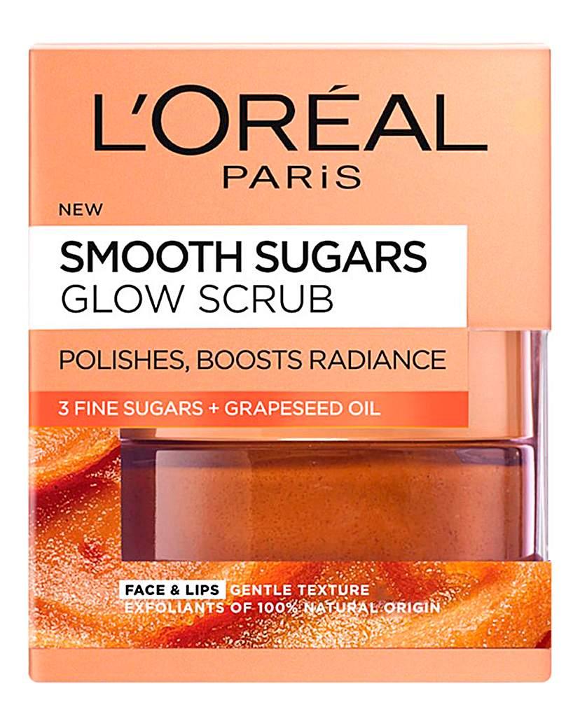 L'Oreal Smooth Sugar Glow Scrub