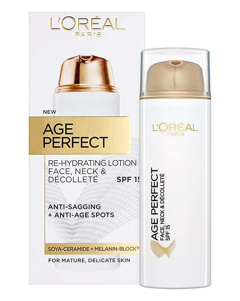 L'Oreal Age Perfect Re-Hydrating Lotion