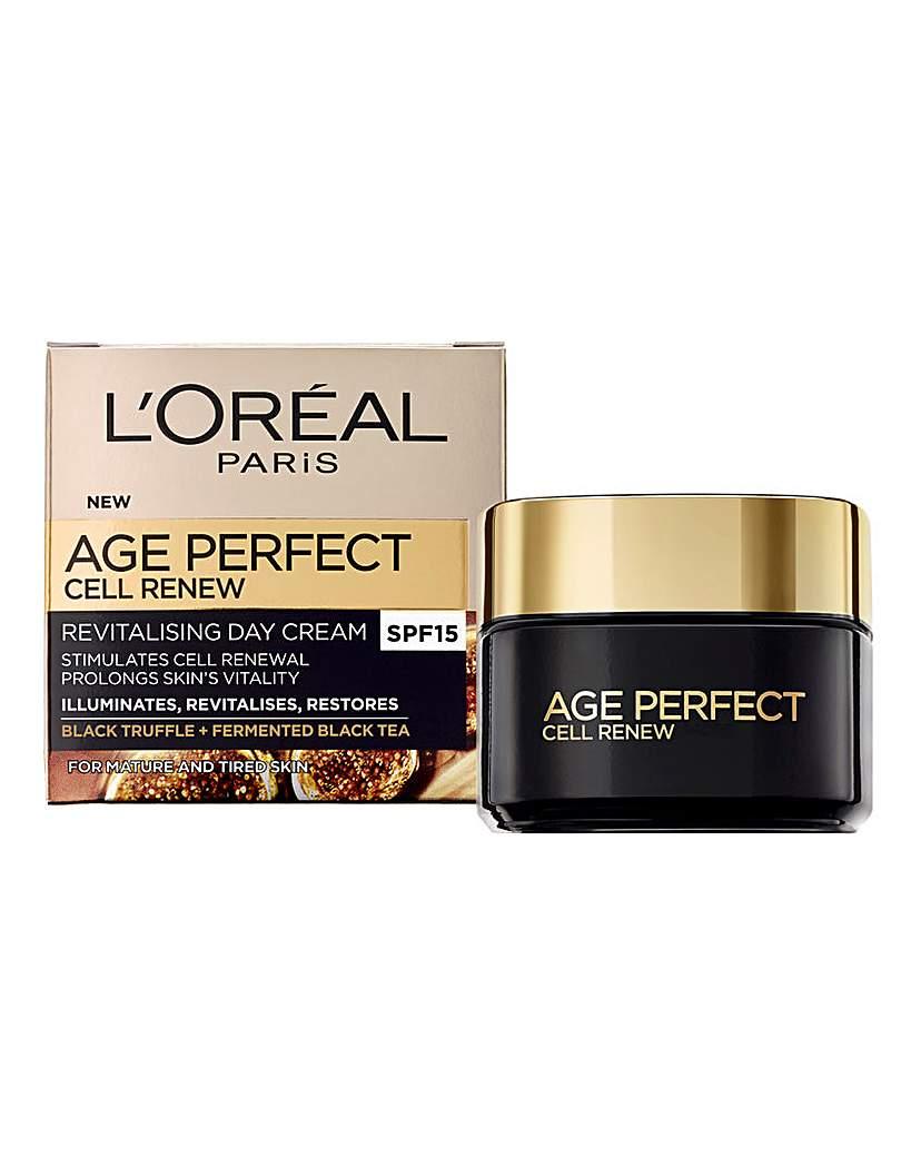 L'Oreal Age Perfect Cell Renew Day Cream