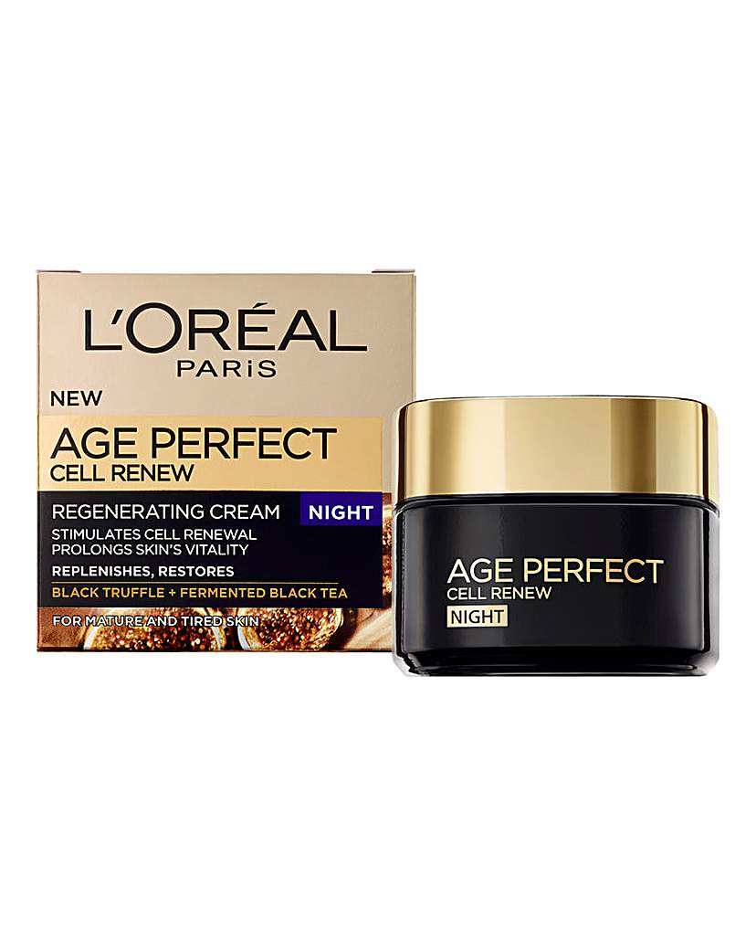 L'Oreal Age Perfect Renew Night Cream