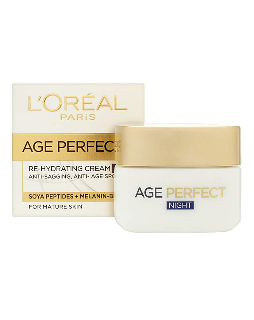 L'Oreal Age Perfect Night Cream
