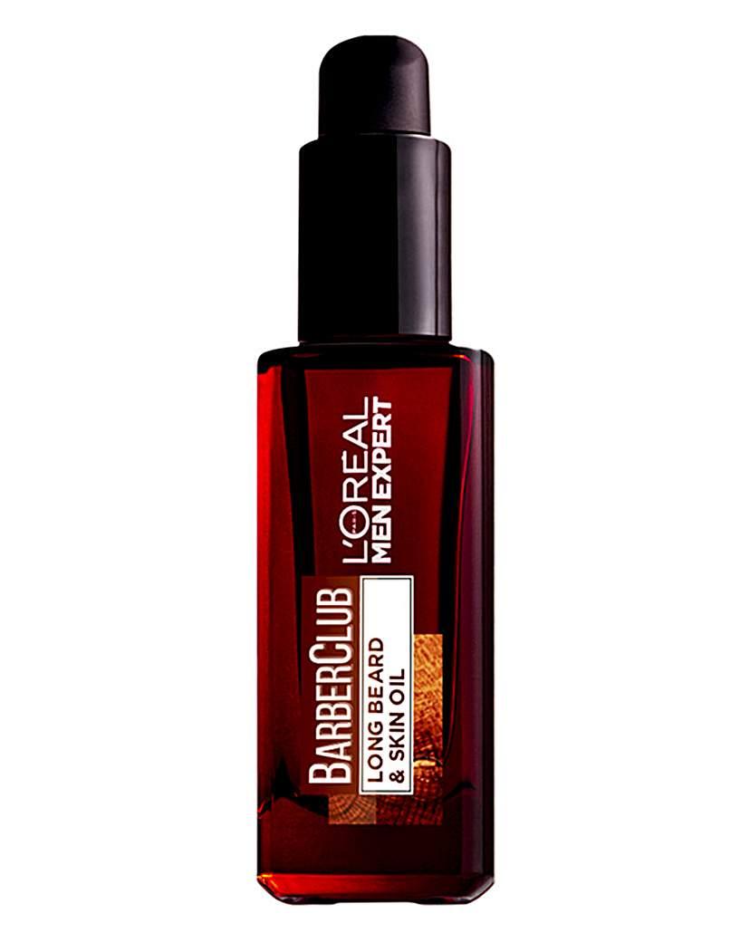 L'Oreal Men Long Beard & Skin Oil