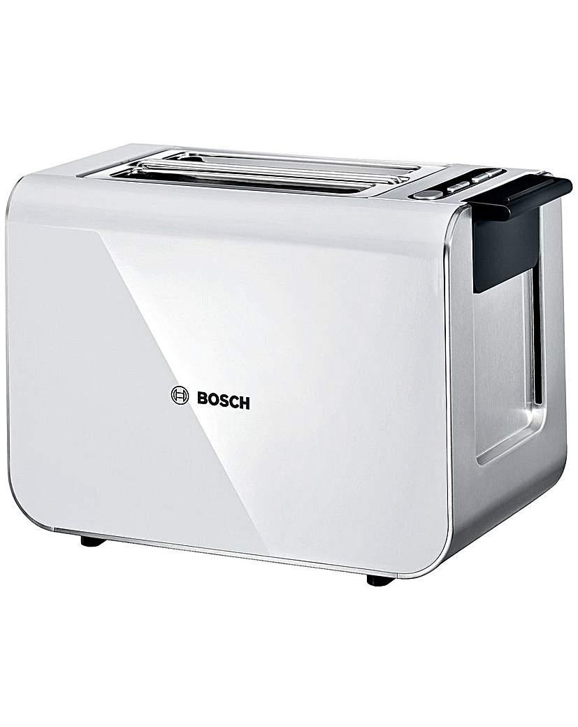 Bosch TAT8611GB Styline 2 Slice Toaster