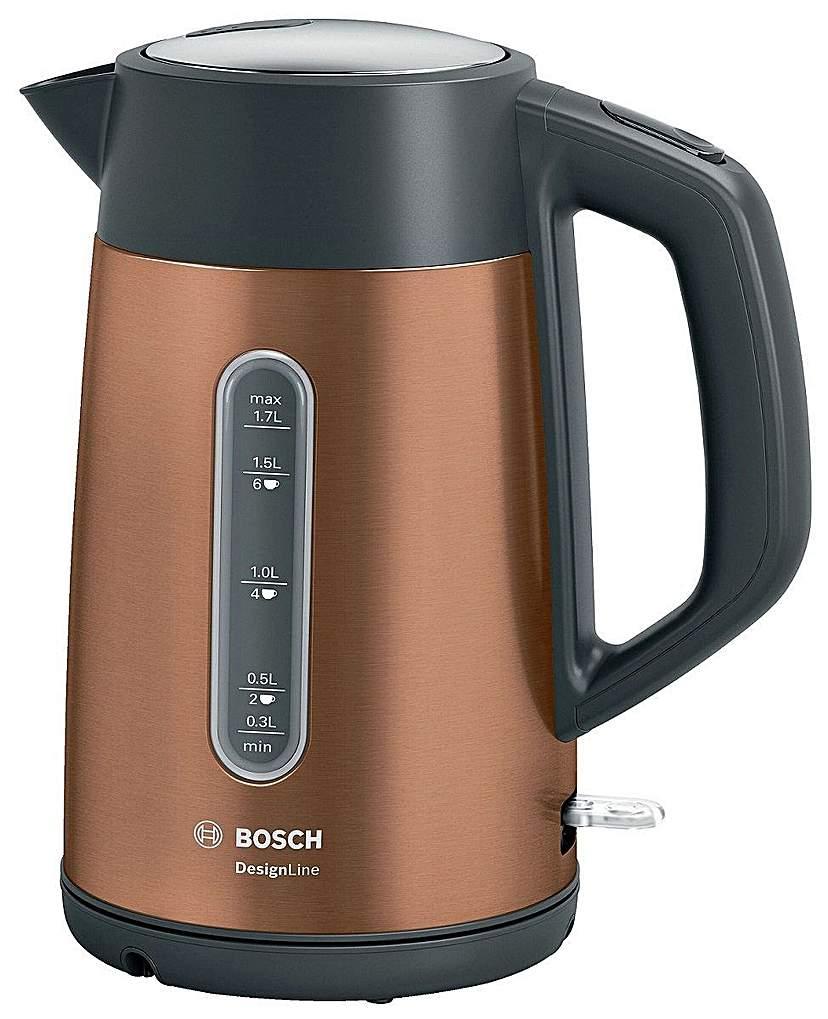 Bosch TWK4P439GB DesignLine Kettle