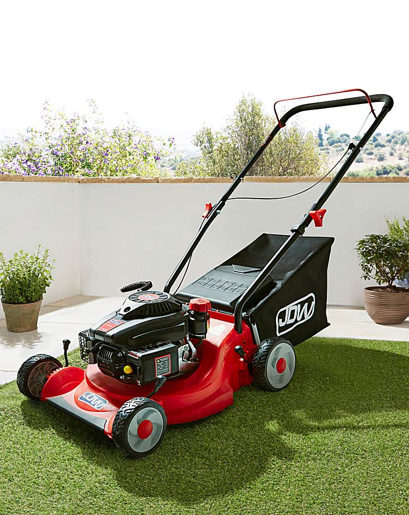 Image of JDW 40cm Petrol Lawnmower
