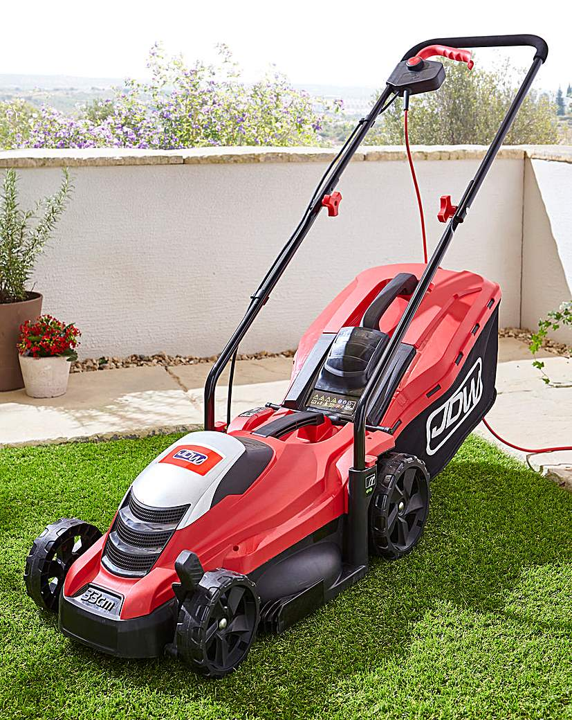 Image of JDW 1300W Electric Mower