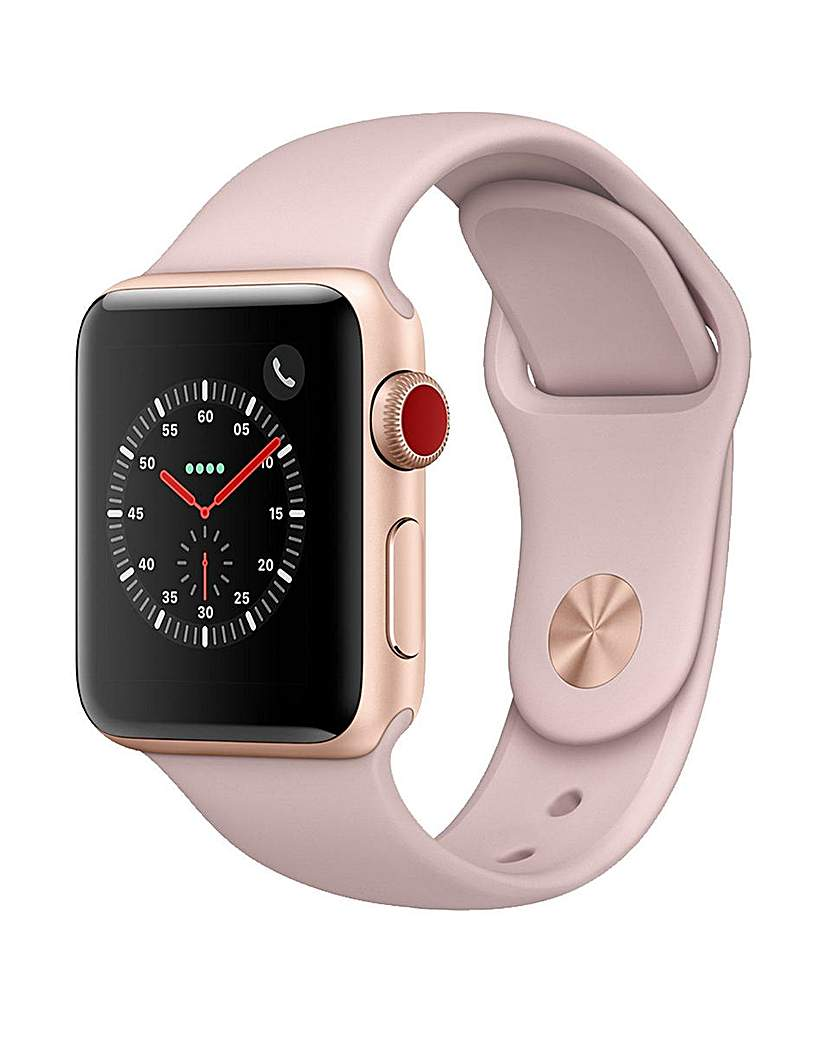 Apple Watch 3 38mm Pink Sport Band cheapest retail price