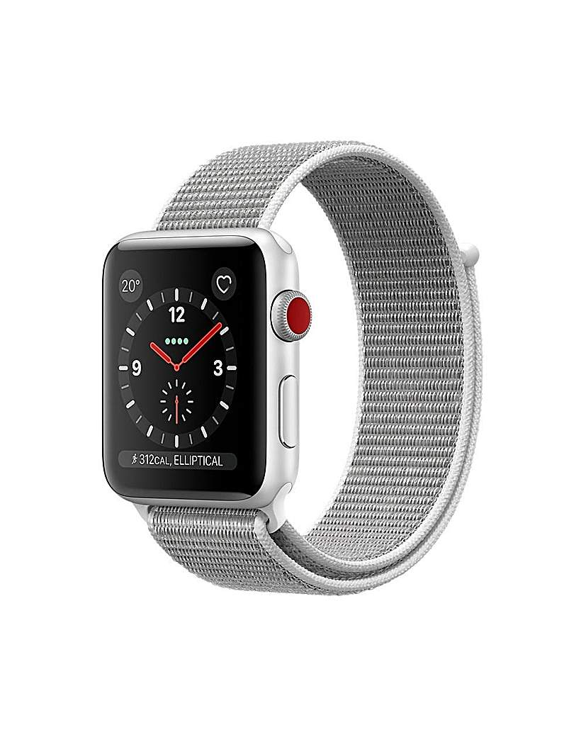 Apple Watch 3 42mm Seashell Sport Band cheapest retail price