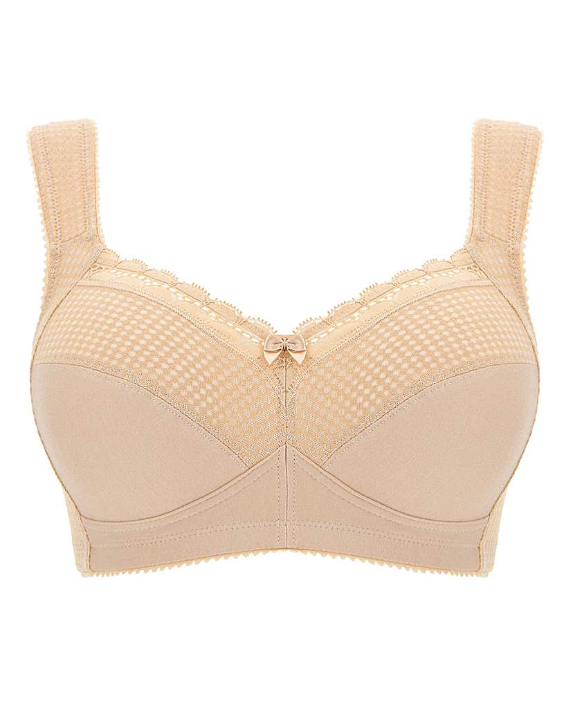 Miss Mary Cotton Comfort Skintone Bra