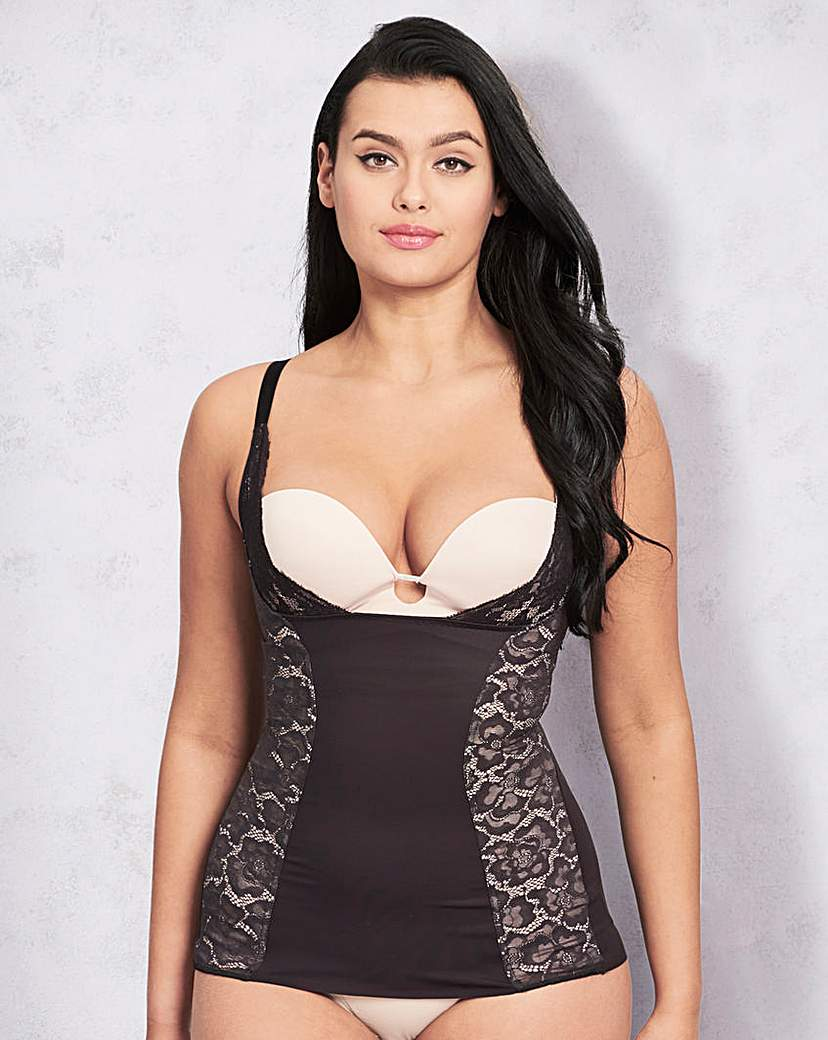 Maidenform Maidenform Black WYOB Torsette
