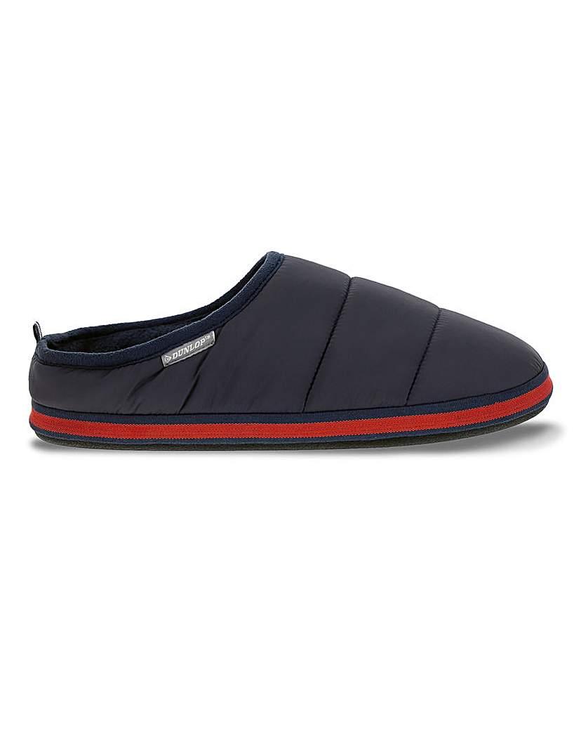 Dunlop Quilted Slipper