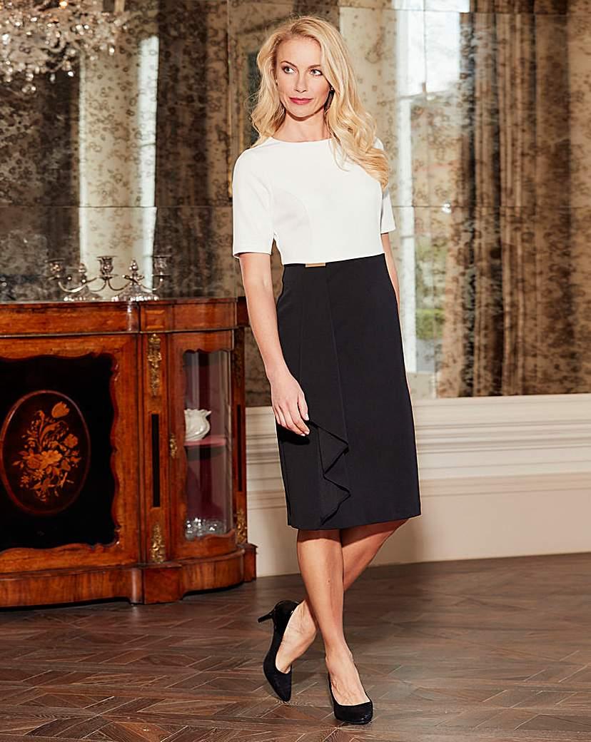 Joanna Hope Contrast Dress