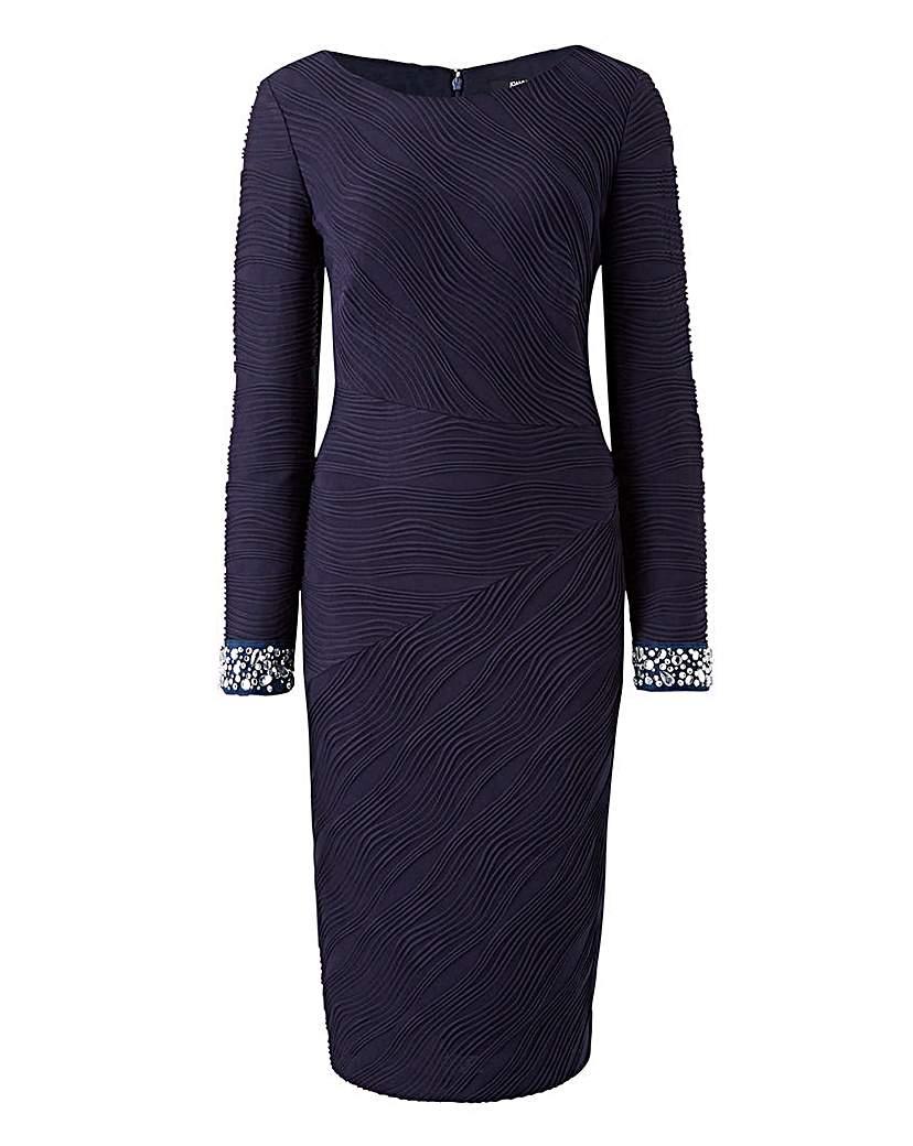 Joanna Hope Textured Dress