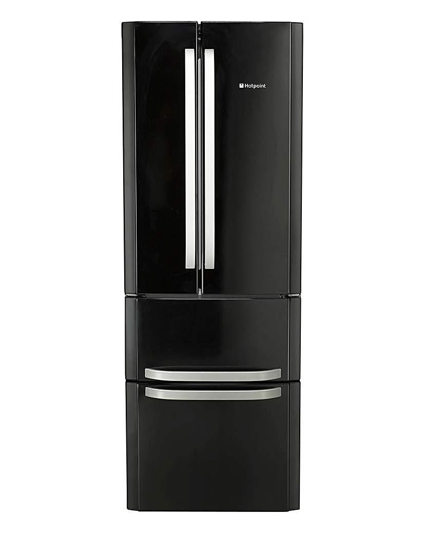 Hotpoint Fridge Freezer +INSTALL