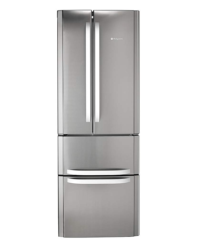 Hotpoint FFU4D.1X Fridge Freezer