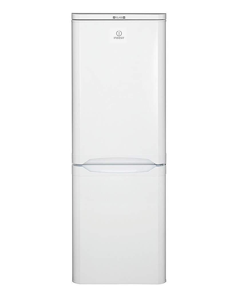 Indesit Combi Fridge Freezer + INSTALL
