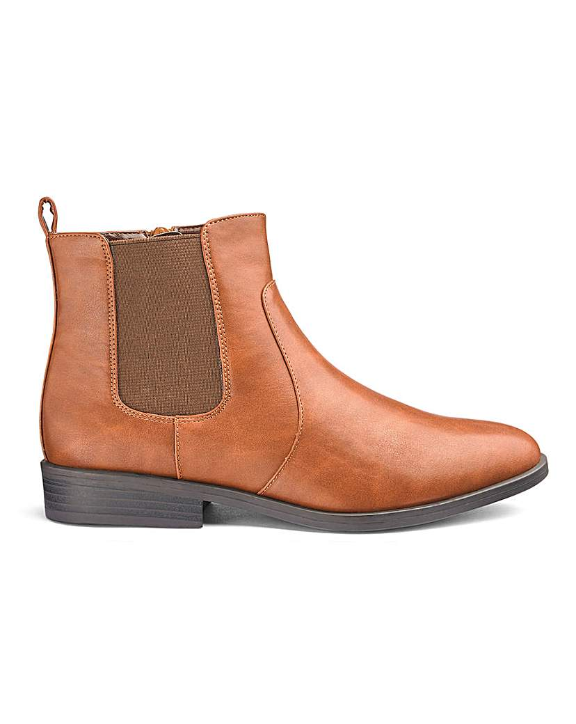JD Williams Chelsea Boots E Fit