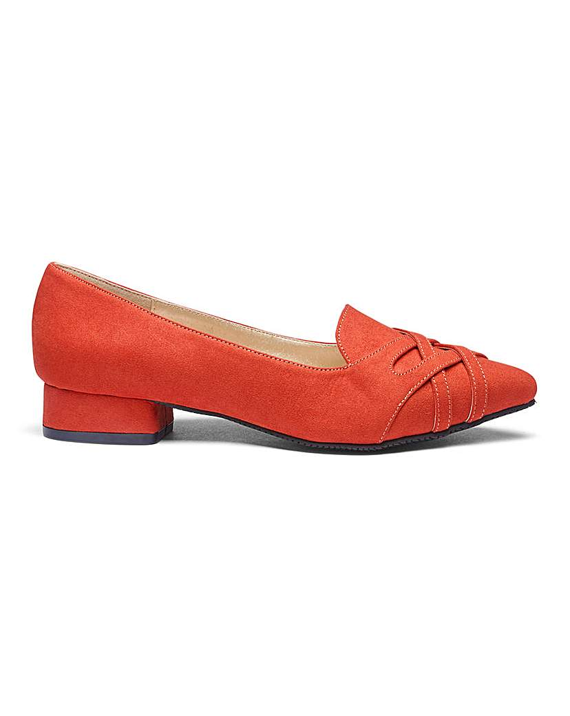 JDW Pointed Toe Shoes EEE Fit