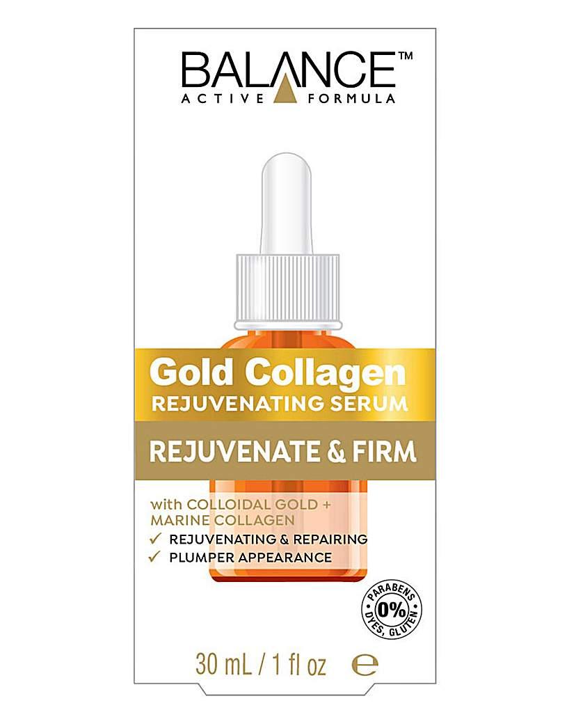 Balance Balance Gold Collagen Rejuvenating Serum