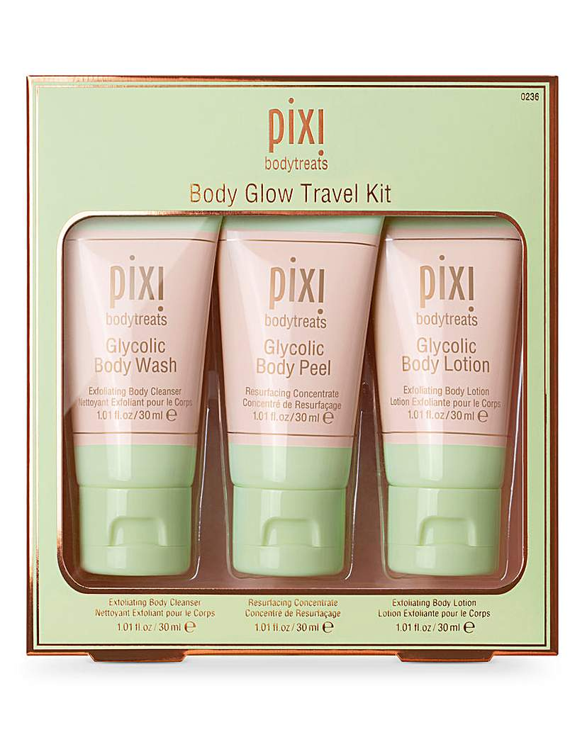 Pixi Pixi Glow Body Travel Kit