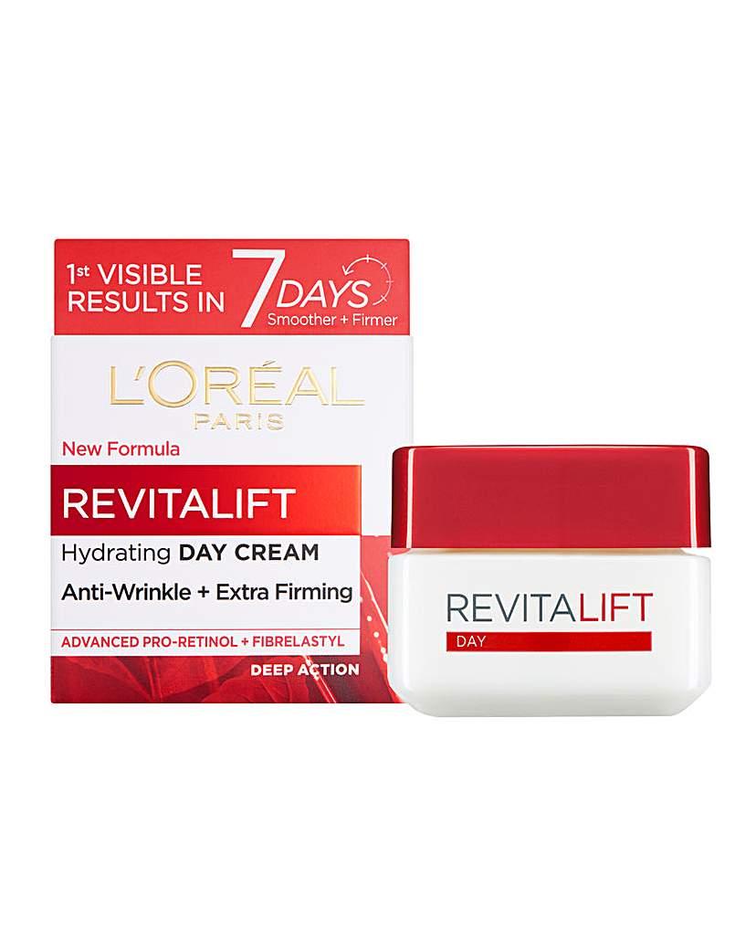 L'Oreal Paris Revitalift Day Cream SPF30
