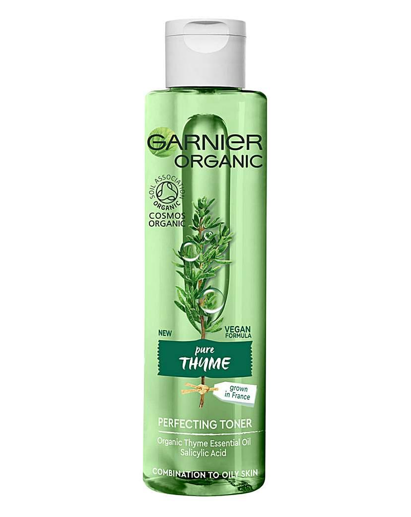 Garnier Garnier Organic Thyme Toner