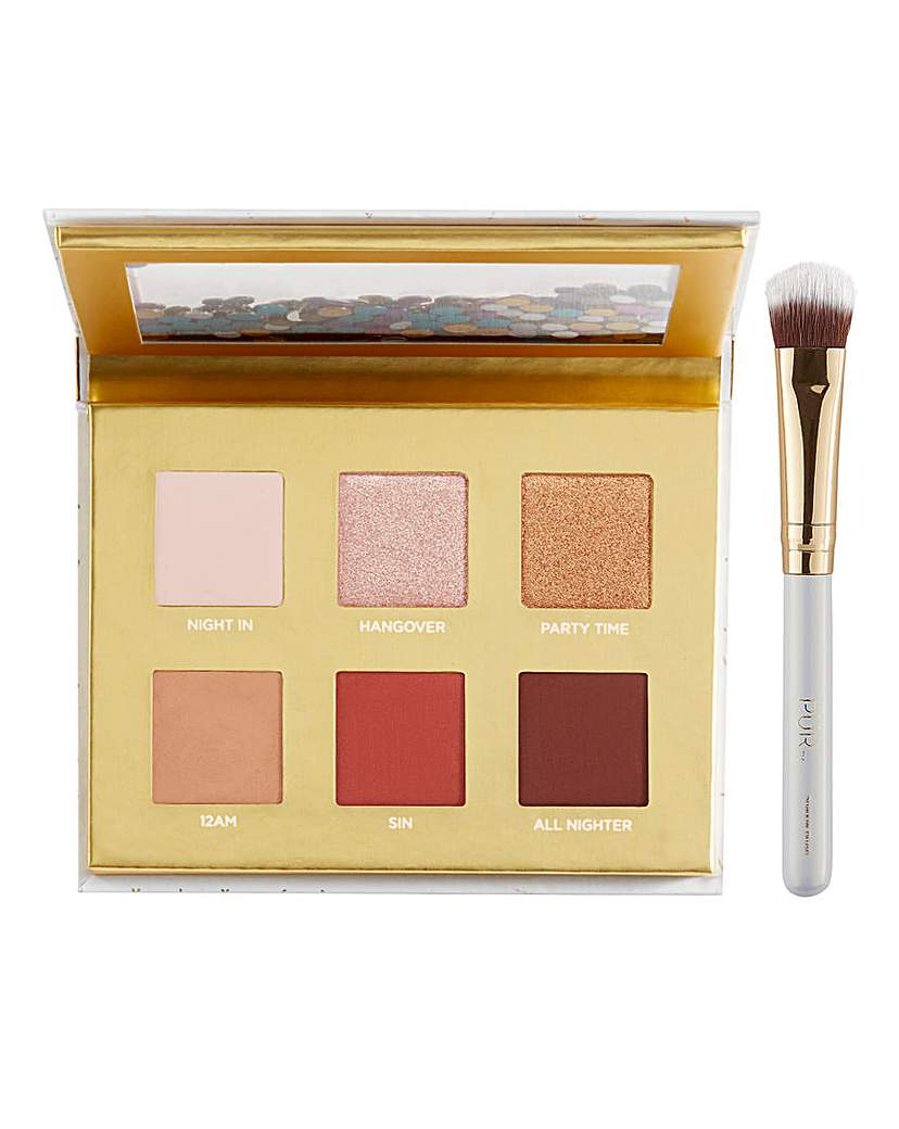 Pur Pur Let The Good Times Roll Palette