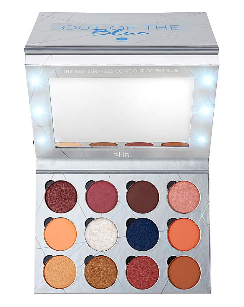 Pur Pur Out Of The Blue Vanity Palette