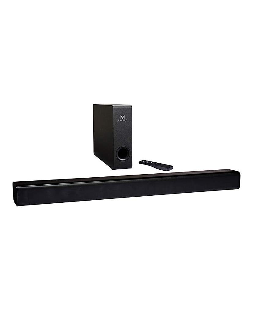 Image of 160W Bluetooth Sound Bar & Sub
