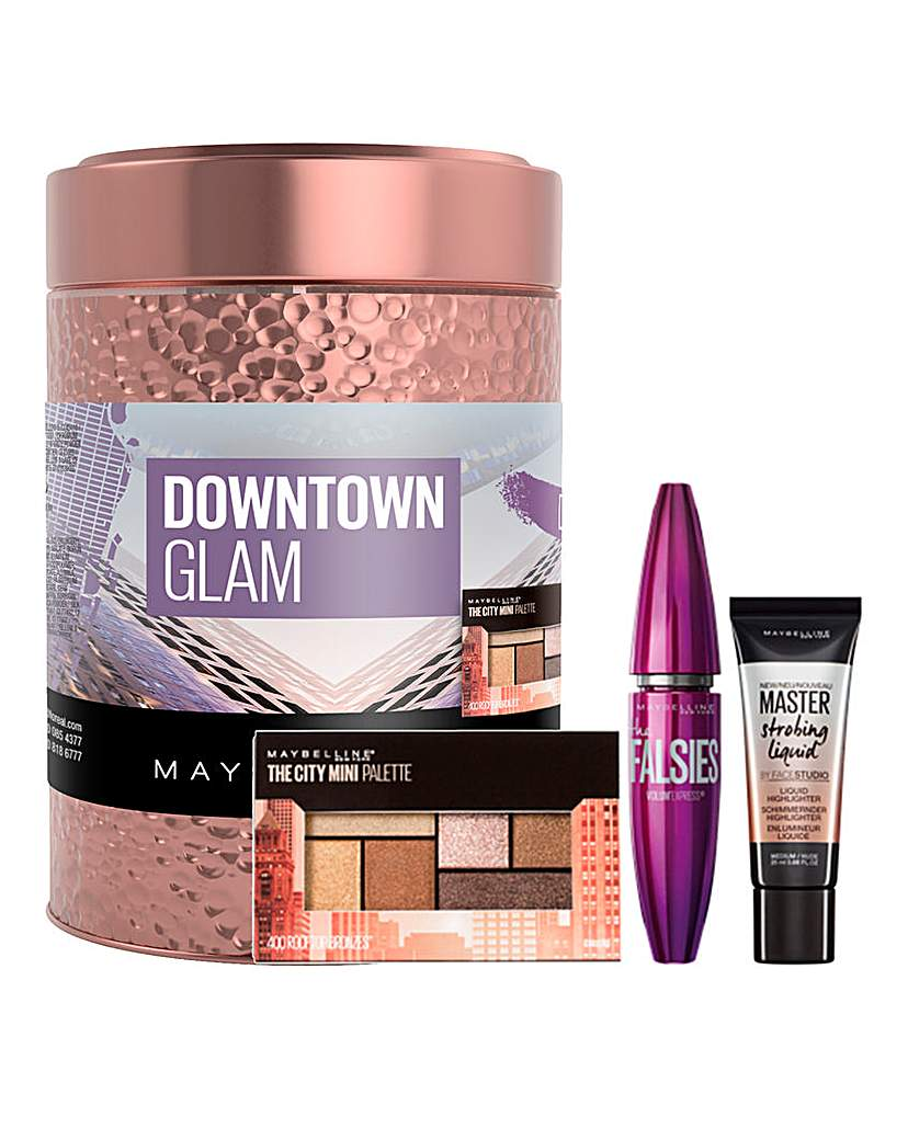 Maybelline Maybelline Downtown Glam Set